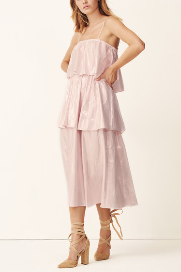 Bridie Tiered Midi Dress