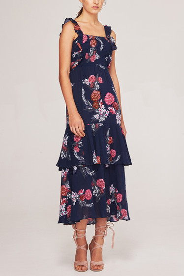 Botanica Maxi Dress, Midnight