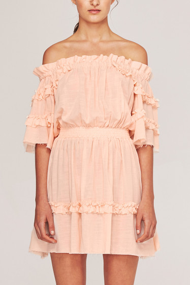 SOLD OUT / Soleil Dress, Nude