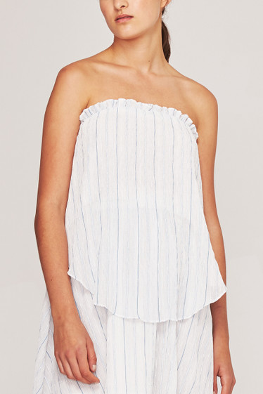 Amelie Strapless Top