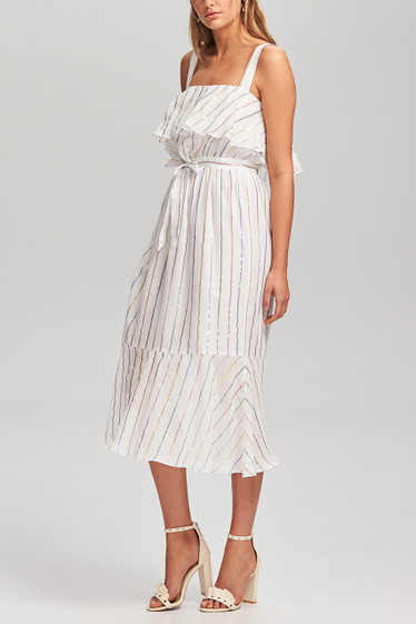 Prism Strap Dress