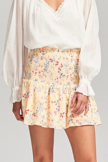 Le Bloom Mini Skirt