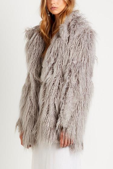 Woodland Coat, Dove
