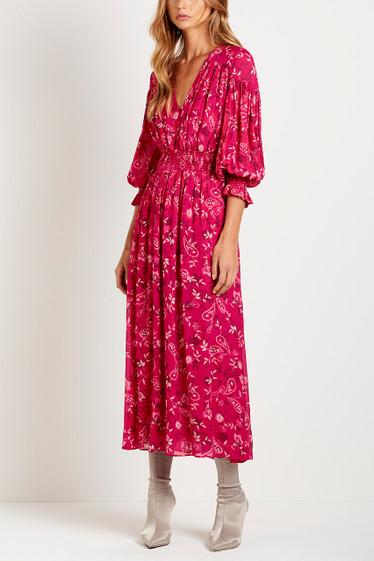 Winnie Midi Dress