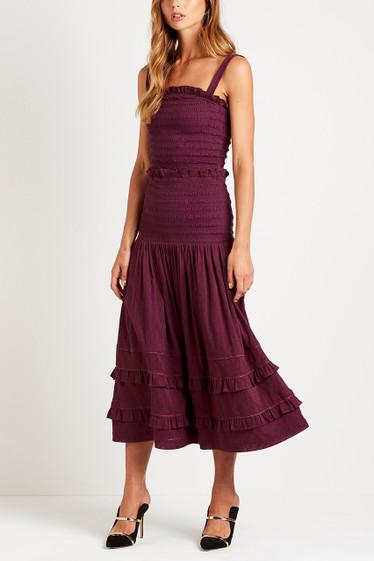 PRE ORDER / Nalani Midi Dress