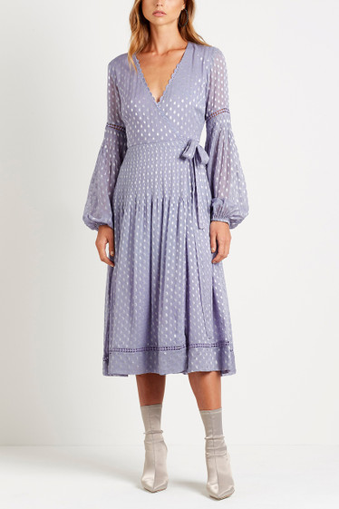 Luella Wrap Dress