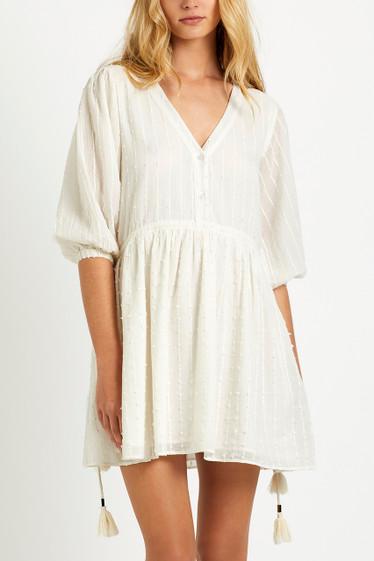 Mia Dress, Ivory