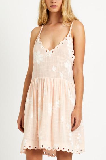 Lacey Slip Dress