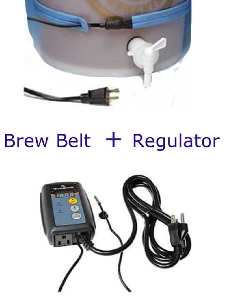 Brew Belt with Temperature Control unit