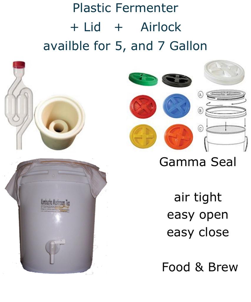 7 Gallon Food Grade Dispenser