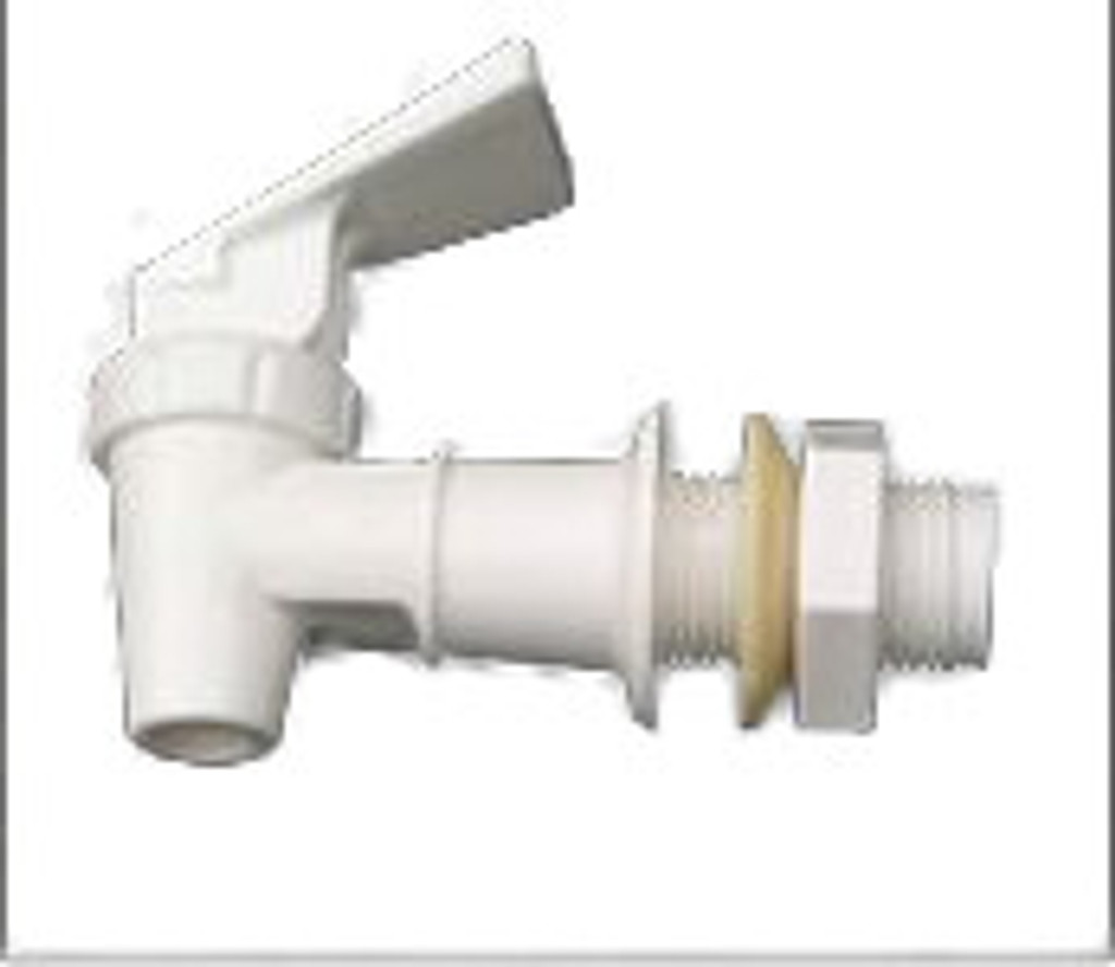 Optional 3/4 inch Spigot
