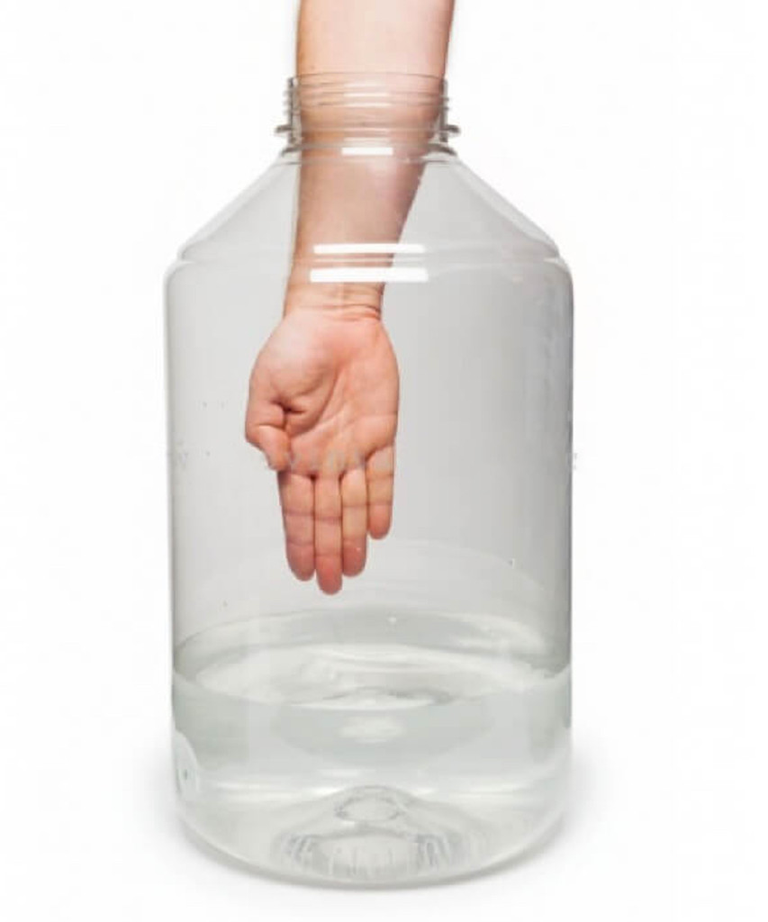 Crystal Clear Carboy