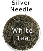 Silver Needle Tea Very light, champagne -like flavor