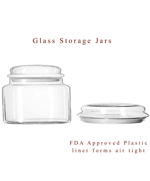 Storage Jar 15 oz