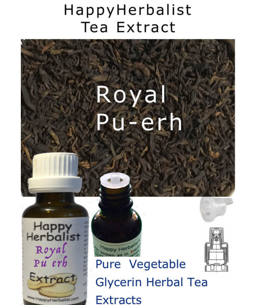 Pu-erh Royal  Tea Extract