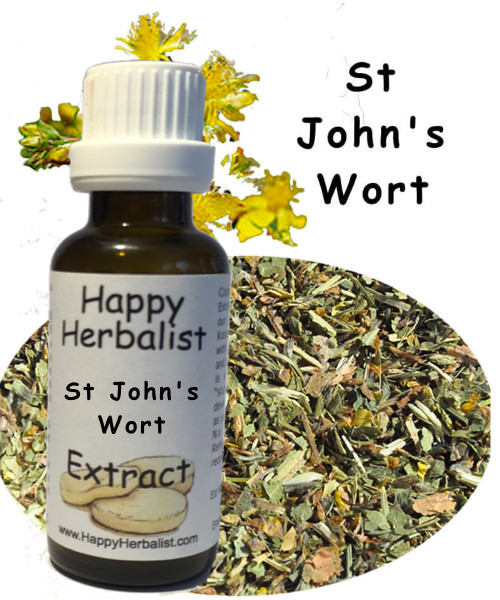 Alcohol Free St John's Wort