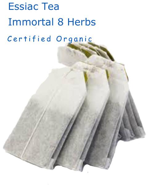essiac tea  8 Immortal