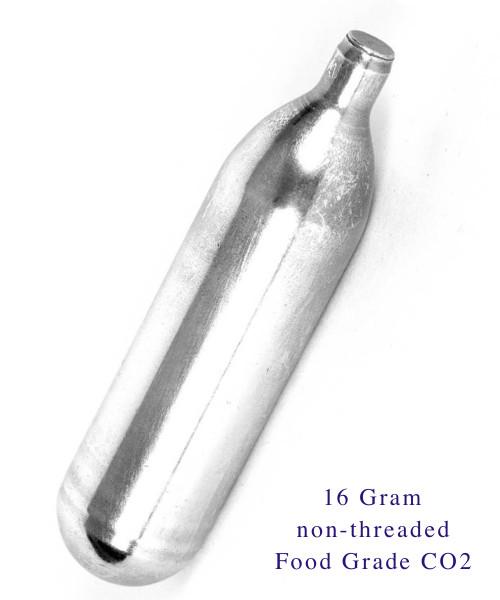 non threaded food grade CO2