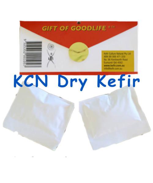 KCN  Dry Kefir Packages