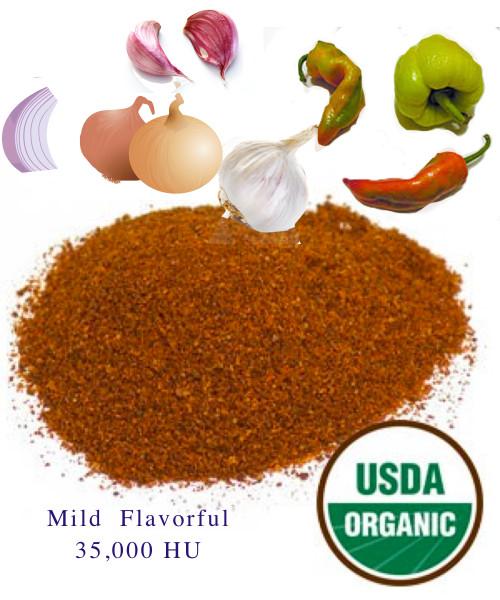 Chili Powder Certified Organic Salt Free
