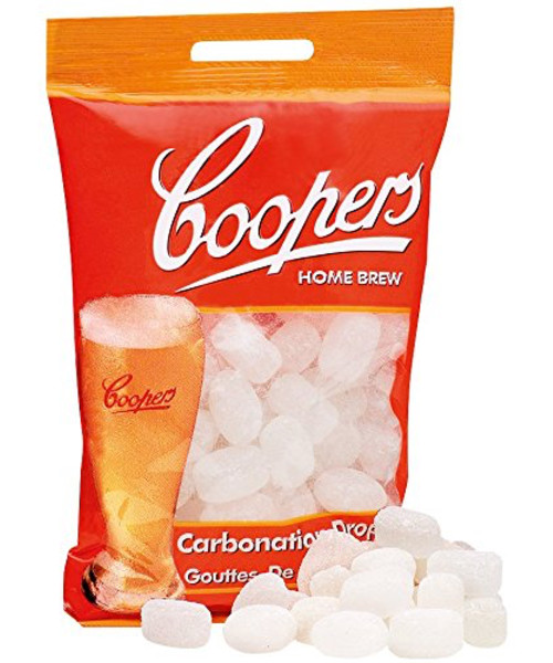 Carbonation Drops Coppers
