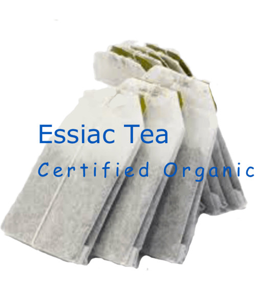 Certified Organic essiac tea by HappyHerbalist.com