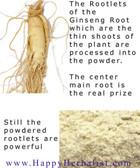 Ginseng American Powder