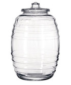 20 Liter (5 Gallon) Glass Pickle Jar