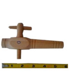 All wood Spigot size 0