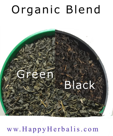 Our Special 3:2 Organic Tea Blend