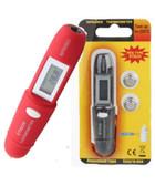 IR laser thermometer