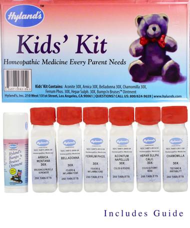 Hylands kids kit