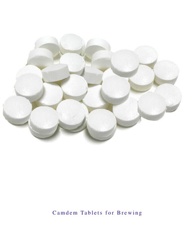 Campden Tablets at the HappyHerbalist