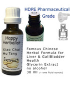 Alcohol Free Herbal Extracts