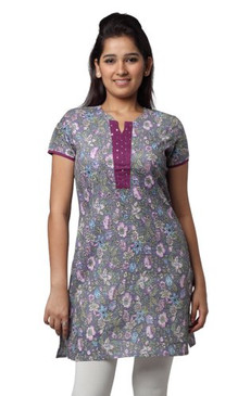 Women's Cotton Traditional MixNMatch Kurta