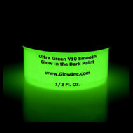Smooth Glow in the Dark Paint