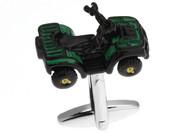 Lawn Mower Cufflinks Presentation Gift Box