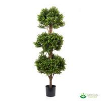 Triple Topiary Tree 1.2m