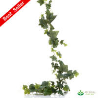 Ivy Green Garland 1.8m (pack of 12)