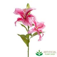 Casablanca Pink Lily 80cm (bundle of 6)