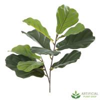 Fiddle Leaf Branch 64cm (pack of 6)