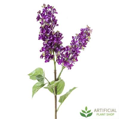 Lilac Spray 80cm (pack of 6)