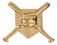 Baseball Lapel Pin    Letter Jacket Chenille Pin  - CHEN110