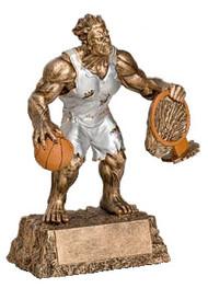 Monster Basketball Trophy