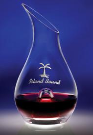 Essence Wine Decanter - Engraved