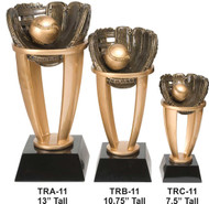 Baseball Tower Trophy - 3 Sizes
