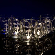 Coffee Mugs (Clear)  - Personalized