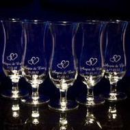 Hurricane Glasses - Personalized