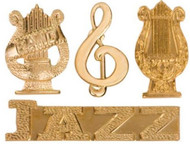 Music Chenille Pins