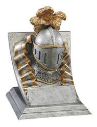 Knight Spirit Mascot Trophy